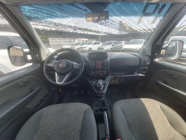 Fiat Doblo Essence 1.8 Prata 2019 r$ 55.200 - Foto 4