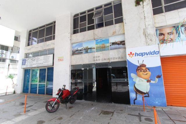 Ed. São Cristovão Residencial ou comercial, Boa Vista 50m2, REcife - Foto 2