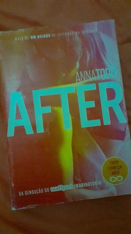 Livro After da Anna Todd - Foto 4