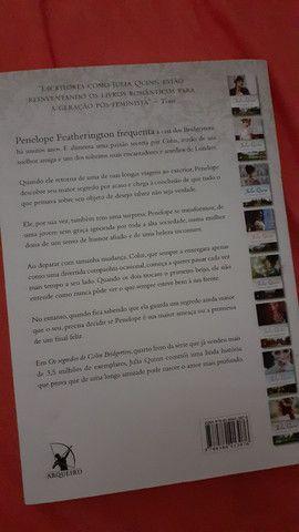 Livro Os segredos de Colin Bridgerton de Os Bridgertons - Foto 2