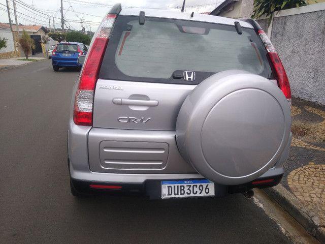 Honda CRV 2006 RARIDADE - Foto 3