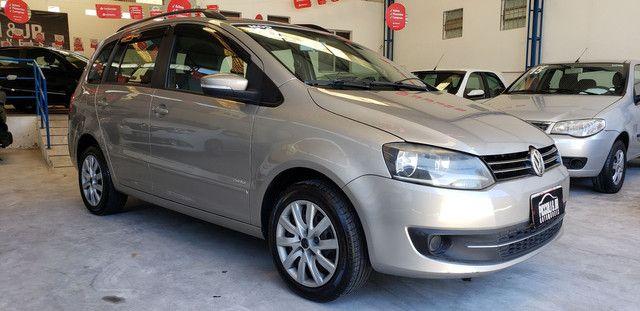Volkswagen SpaceFox 1.6 Trend vendo troco e financio R$ 36.900,00  - Foto 7