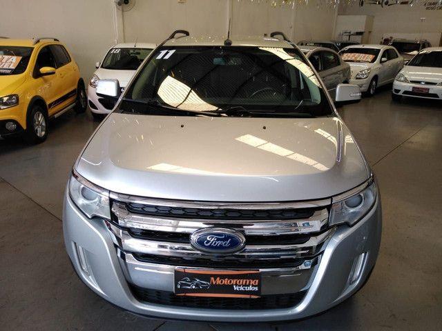Edge SEL 3.5 V6 4x4 automático 2011 R$57900,00 - Foto 4