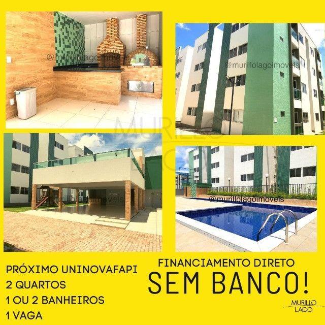 Apartamento venda 2 quartos Solaris City próximo Uninovafapi