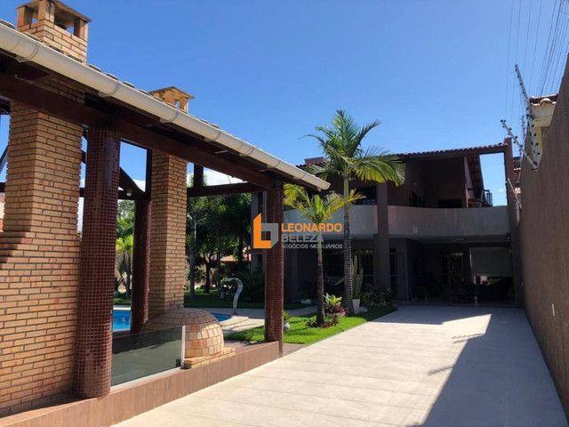 Casa à venda, 900 m² por R$ 2.450.000,00 - Engenheiro Luciano Cavalcante - Fortaleza/CE - Foto 5
