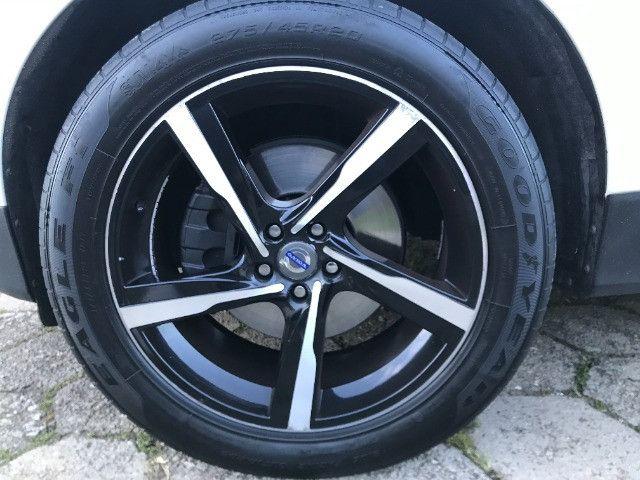 Roda 20 com pneus modelo Volvo XC60 - Foto 2