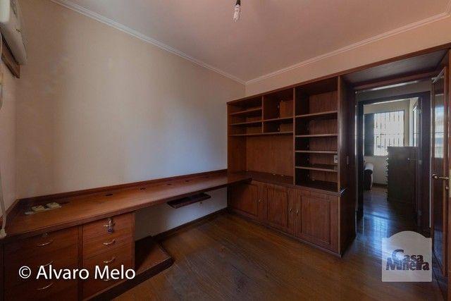 Apartamento à venda com 4 dormitórios em Santo antônio, Belo horizonte cod:263492 - Foto 13
