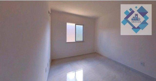 Casa com 3 dormitórios à venda, 89 m² por R$ 238.000,00 - Precabura - Eusébio/CE - Foto 7