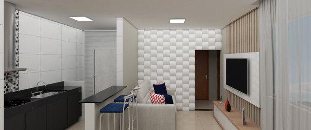 Oportunidade, apartamentos de 3 qtos com suíte e duas vagas no Santa Branca. - Foto 7