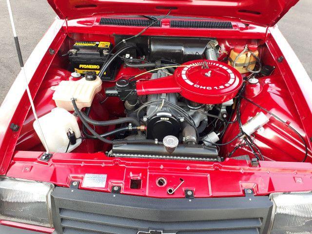 GM Chevette sl 1.6s ano 1987 Raríssimo estado de conservação  - Foto 16
