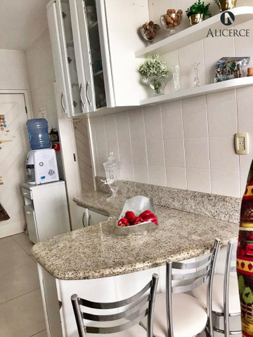 Apartamento à venda com 2 dormitórios em Balneário, Florianópolis cod:2681 - Foto 6