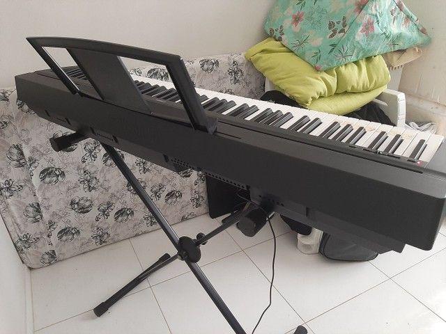 Piano eletrônico P35 Yamaha  - Foto 5