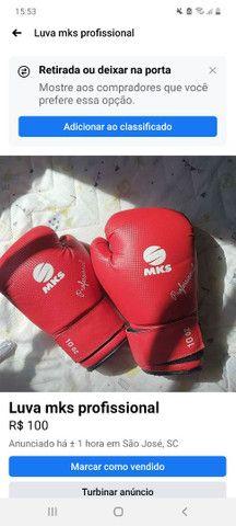 Luva box mks