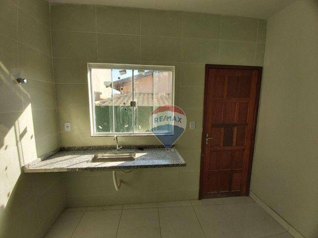 Casa com 2 dormitórios à venda, 67 m² por R$ 210.000 - Balneário das Conchas - São Pedro d - Foto 8