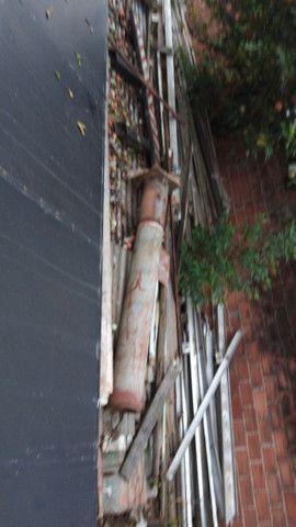 galpão desmontado telhado aluminio - Foto 6