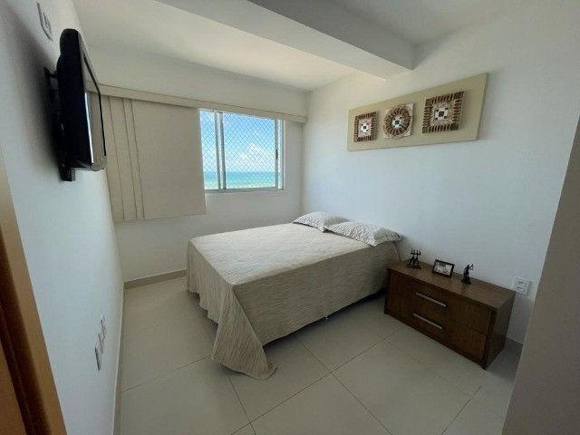 Ótimo apartamento no Residencial Alfredo Volpi, Bessa, 3 suítes + DCE, com linda vista  - Foto 10