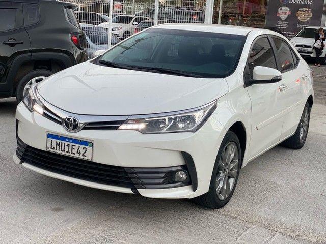 Corolla XEI 2.0AT GNV 5G - Único Dono - Todo Revisado na Toyota