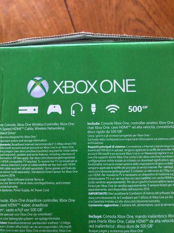 Xbox ONE 500 GB - Foto 6
