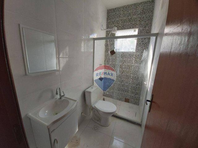 Casa com 2 dormitórios à venda, 67 m² por R$ 210.000 - Balneário das Conchas - São Pedro d - Foto 10