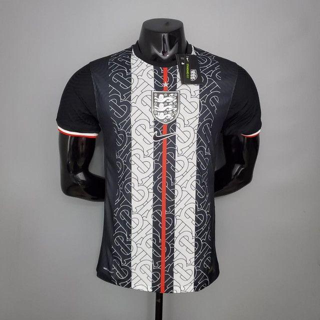 Camisas tailandesa 1.1 as melhores do mercado!!!!!! - Foto 2