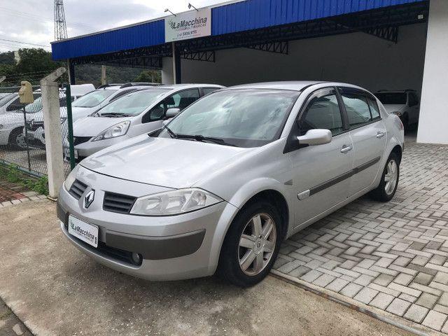 Renault Megane Sedan 2.0 aut.!