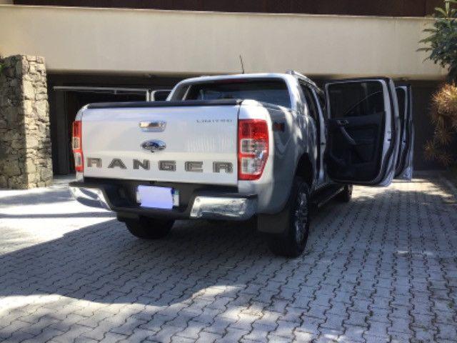 Ranger Limited 2020 Prata Com Apenas 6 mil kms!! Novíssima, Real Estado de Zero!! - Foto 5