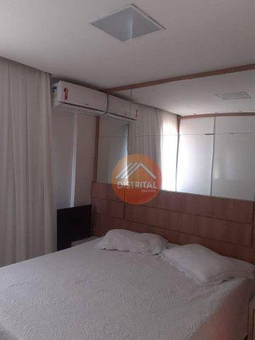Cobertura com 4 dormitórios à venda, 180 m² por R$ 750.000,00 - Paquetá - Belo Horizonte/M - Foto 4
