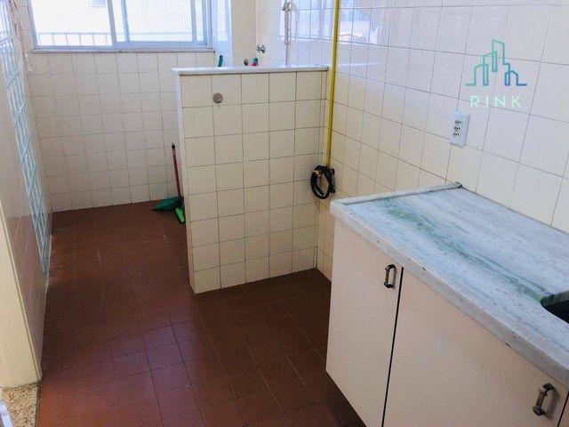 Apartamento com 1 dormitório para alugar, 50 m² - Icaraí - Niterói/RJ - Foto 8