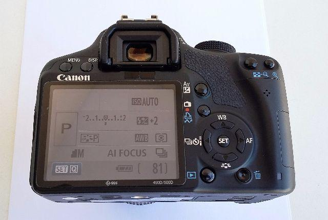 canon eos rebel t1i eos 500d instruction manual