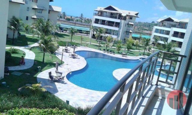 Apartamento residencial para locação, Prainha, Aquiraz - cód 2443.