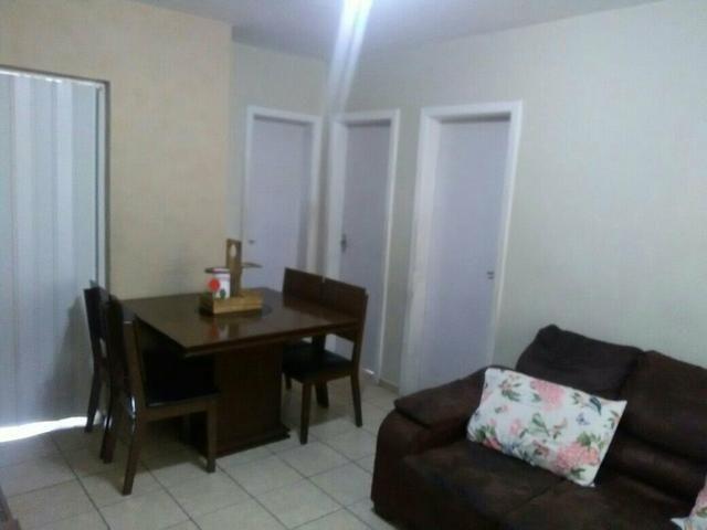 Apartamento no sitio cercado 2 quartos