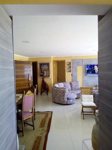 Apartamento em Ponta negra 140m2 vista mar 3/4 Residencial Curva do vento Natal RN Brasil