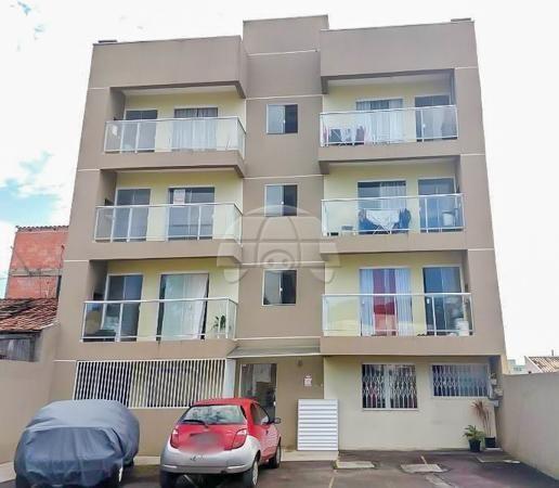 Apartamento à venda com 2 dormitórios em Afonso pena, São josé dos pinhais cod:153868