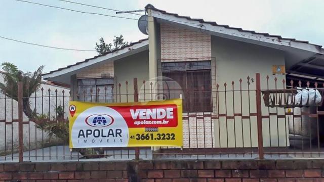 Casa à venda com 3 dormitórios em Atuba, Pinhais cod:152900