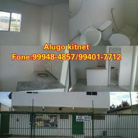 Alugo kitnets