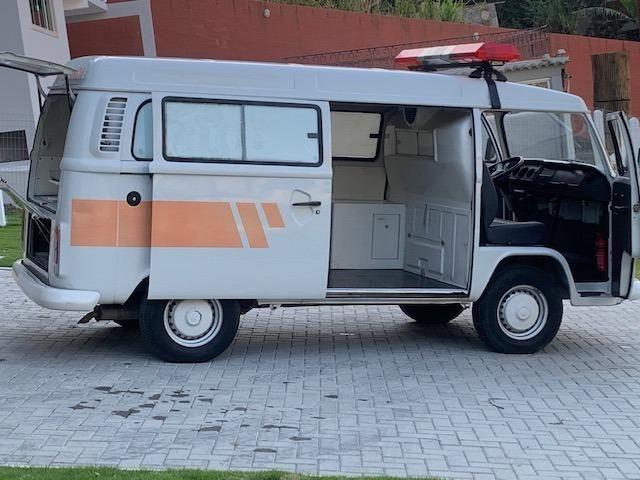 Kombi 2005 12.000km rodados Ambulancia Reliquia Raridade Unica - Foto 5