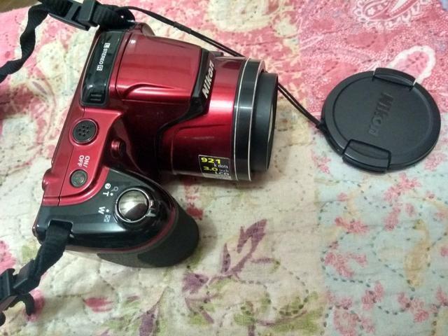 Câmera semi profissional Nikon I810 - Foto 2