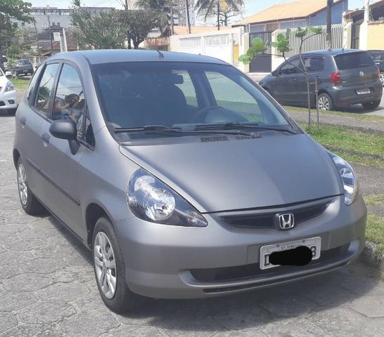 Vendo Honda Fit LX 1.4 - Foto 8