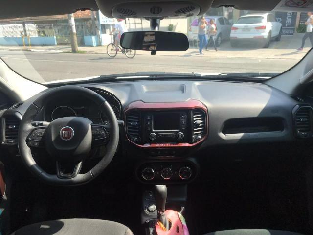 Fiat toro freedom automática flex 2019 c/ 28mil km leia - Foto 6