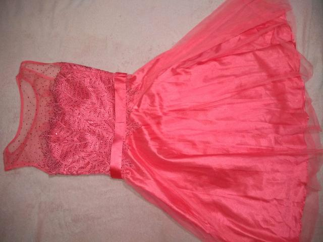 Vestido rosa maravilhoso - Foto 2