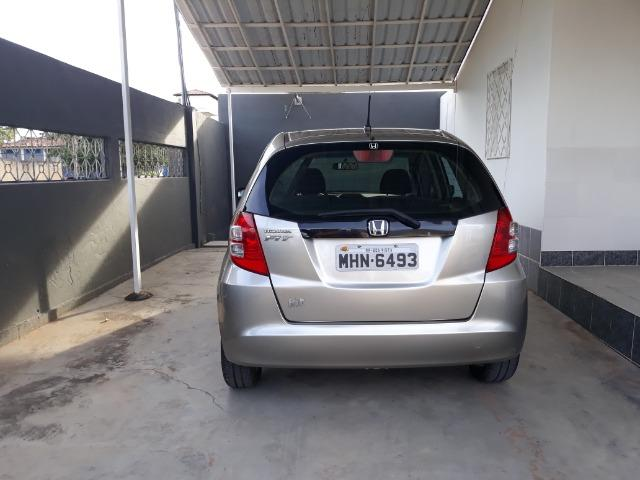 Honda Fit LX 1.4 Flex 2010 câmbio manual- valor R$ 27.900,00 - Foto 4