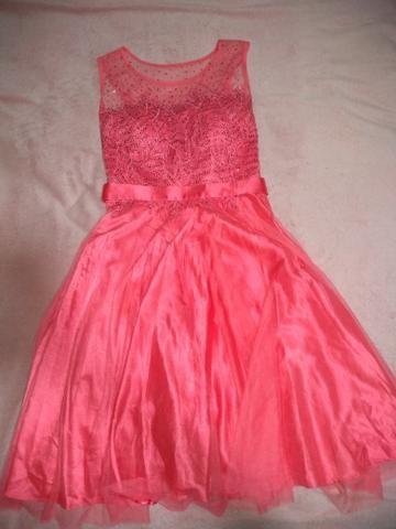 Vestido rosa maravilhoso - Foto 3