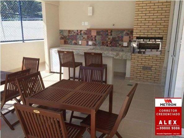 ALX - 18 - Mude para Morada de Laranjeiras - Apartamento de 2 Quartos com Varanda - Foto 17