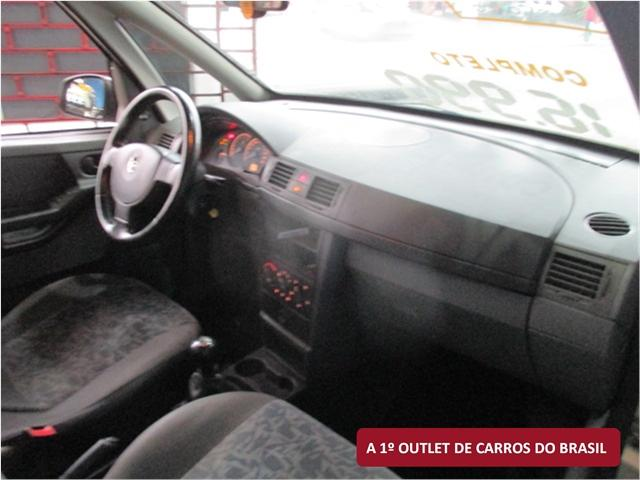 Chevrolet Meriva 1.8 mpfi 8v flex 4p manual - Foto 12