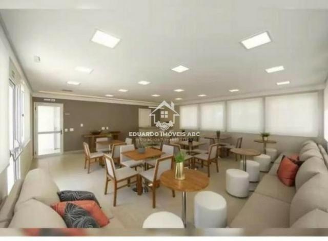 3 Dormitórios. Apartamento Novo. Lazer Completo. Parque São Vicente - Mauá - Foto 14