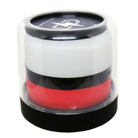 Caixa de Som Bluetooth Led 5w MY-002 Tomate Carregador por Indução Abajur Luminária