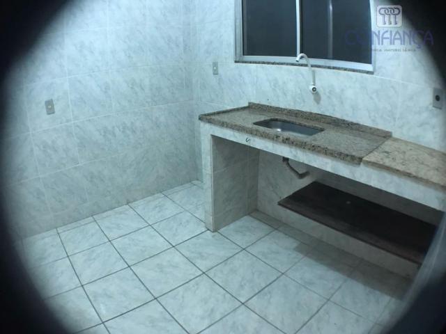 Apartamento com 2 dormitórios para alugar, 58 m² por R$ 1.000,00/mês - Conceição de Jacare - Foto 6