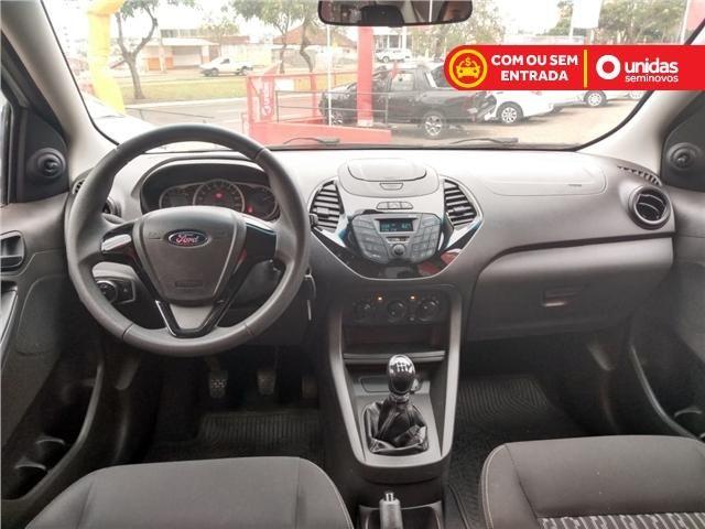 Ford Ka + 1.0 se 12v flex 4p manual - Foto 7
