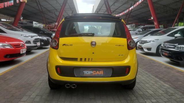 Fiat Palio Sporting 1.6 Interlagos 2014 com teto solar - Foto 5