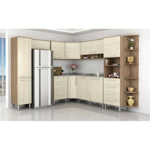 Armário de cozinha modulada Evolution Batrol